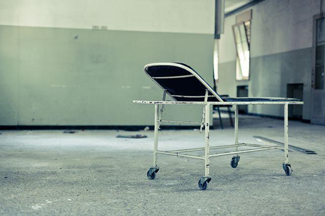 От Четвертой больницы в Переборах остались рожки да ножки