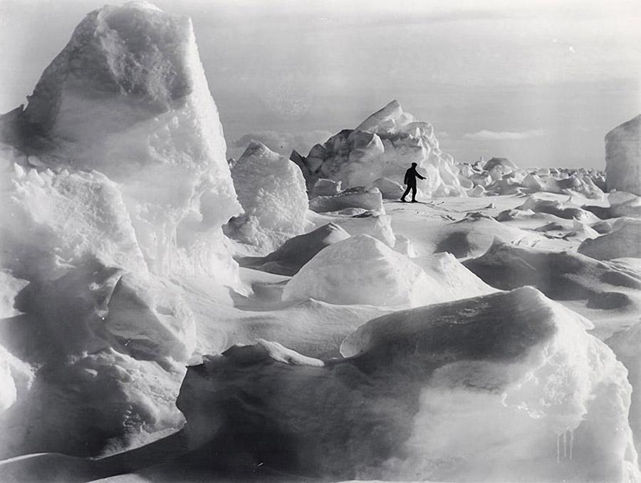 История одного сезона в Антарктиде