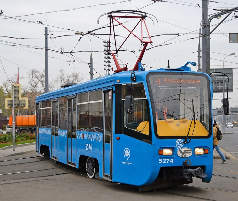 Трамваи «с барского плеча»