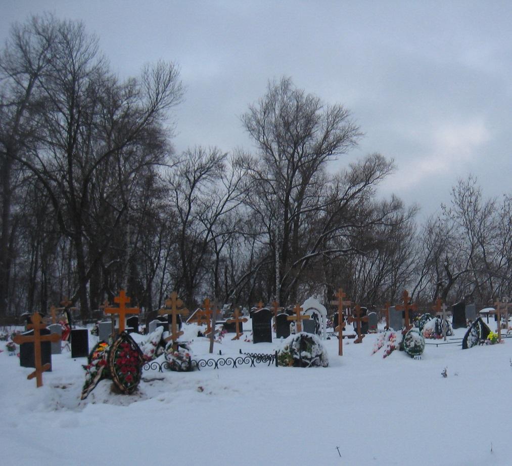 Кладбища не будет