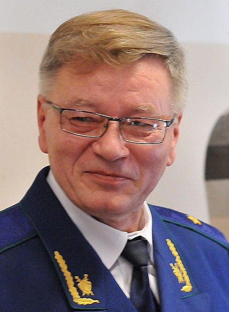 Ушел из жизни прокурор области в отставке Ю. В. Верховцев