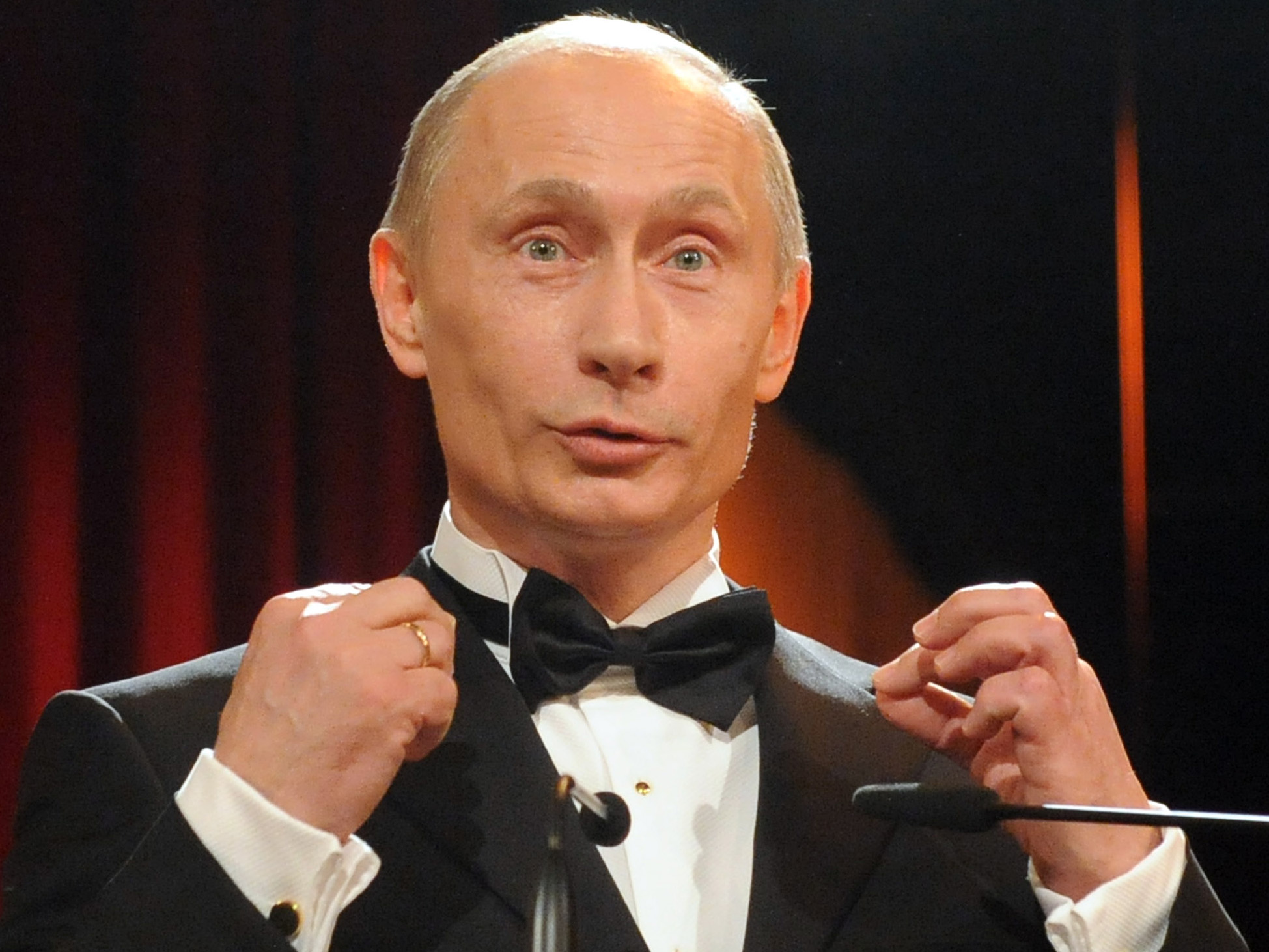 Есть в России незаменимый шоумен
