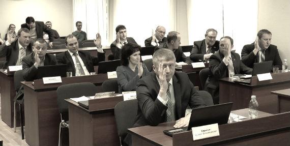 Депутат Скворцов почувствовал себя нездоровым, а депутат Палочкин стал слишком занятым