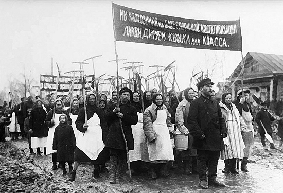 Как сто лет назад ярославские большевики помогли крестьянам провести весенний сев