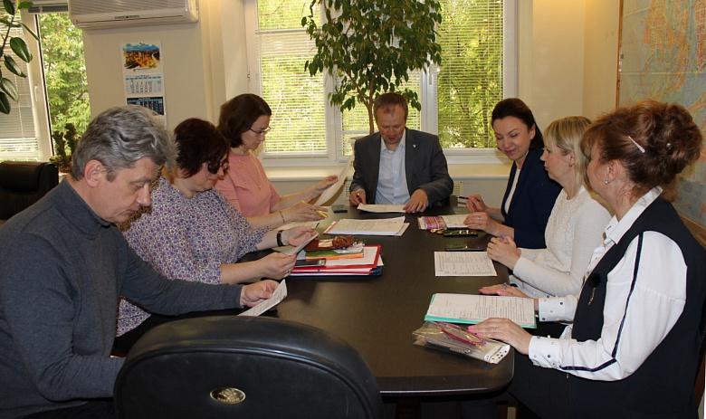 Прошло заседание рабочей группы комиссии по символам и наградам города Ярославля