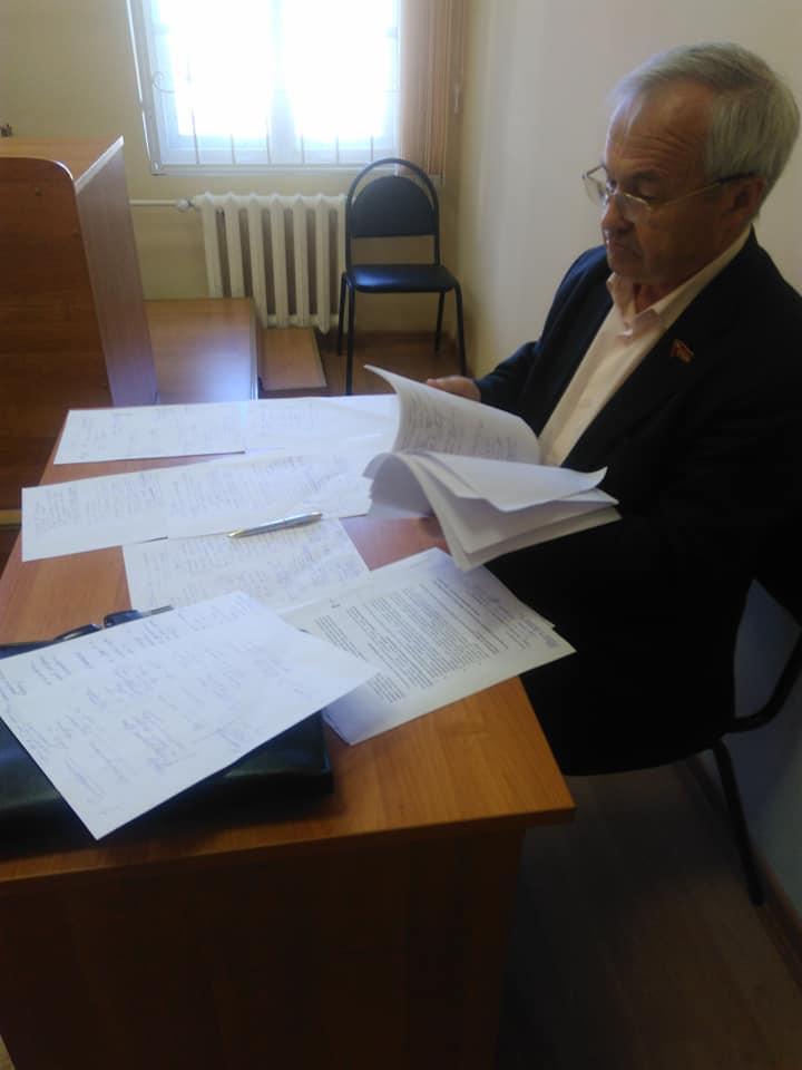 И снова Кировский районный суд