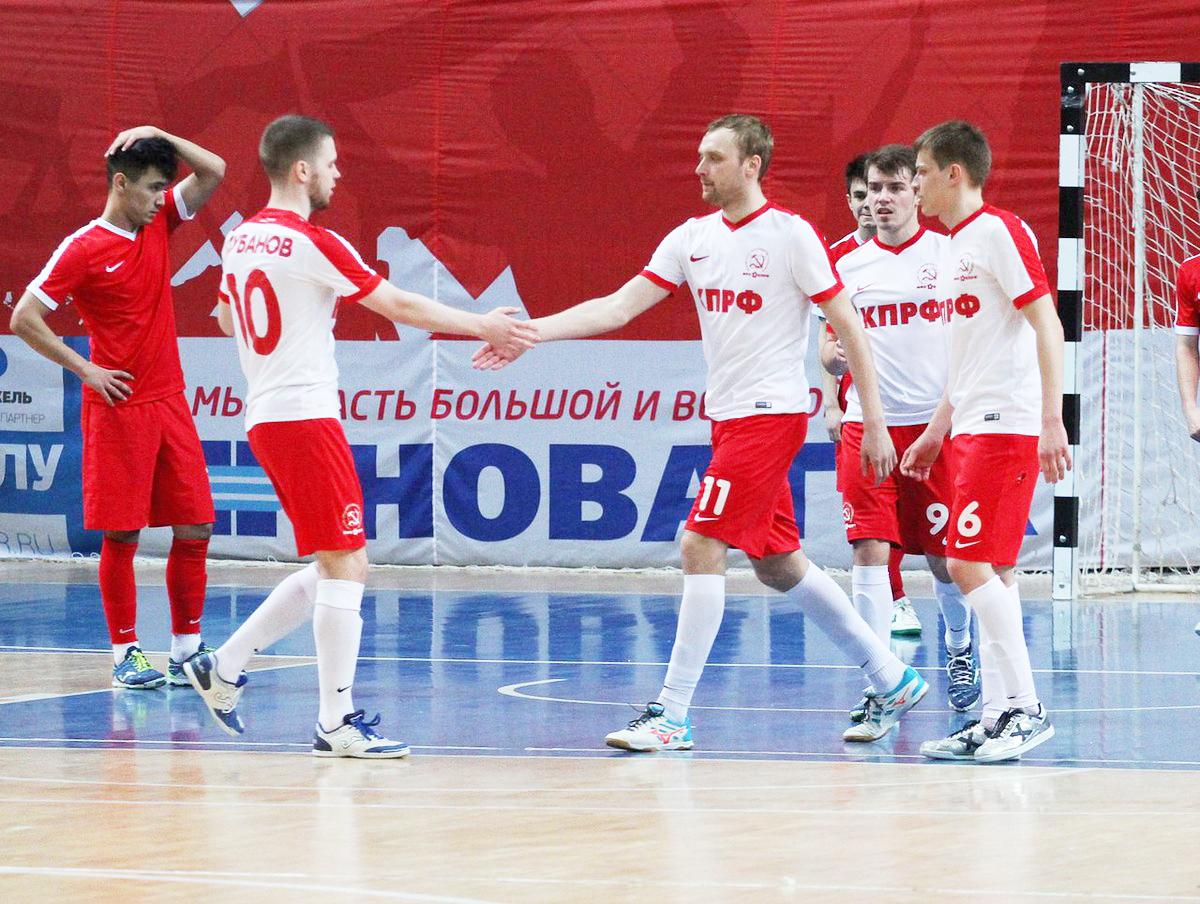 Футболу нужны российские спортивные подвижники