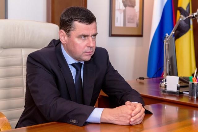 О ярославском губернаторе замолвили слово