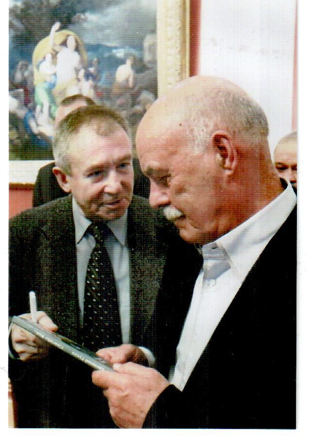 С.Говорухин и Е.Гусев