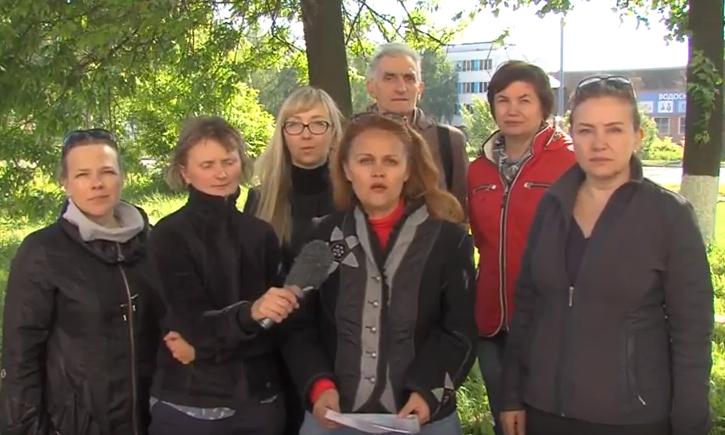 Видеообращение комитета народной обороны Ярославля к президенту В. В. Путину