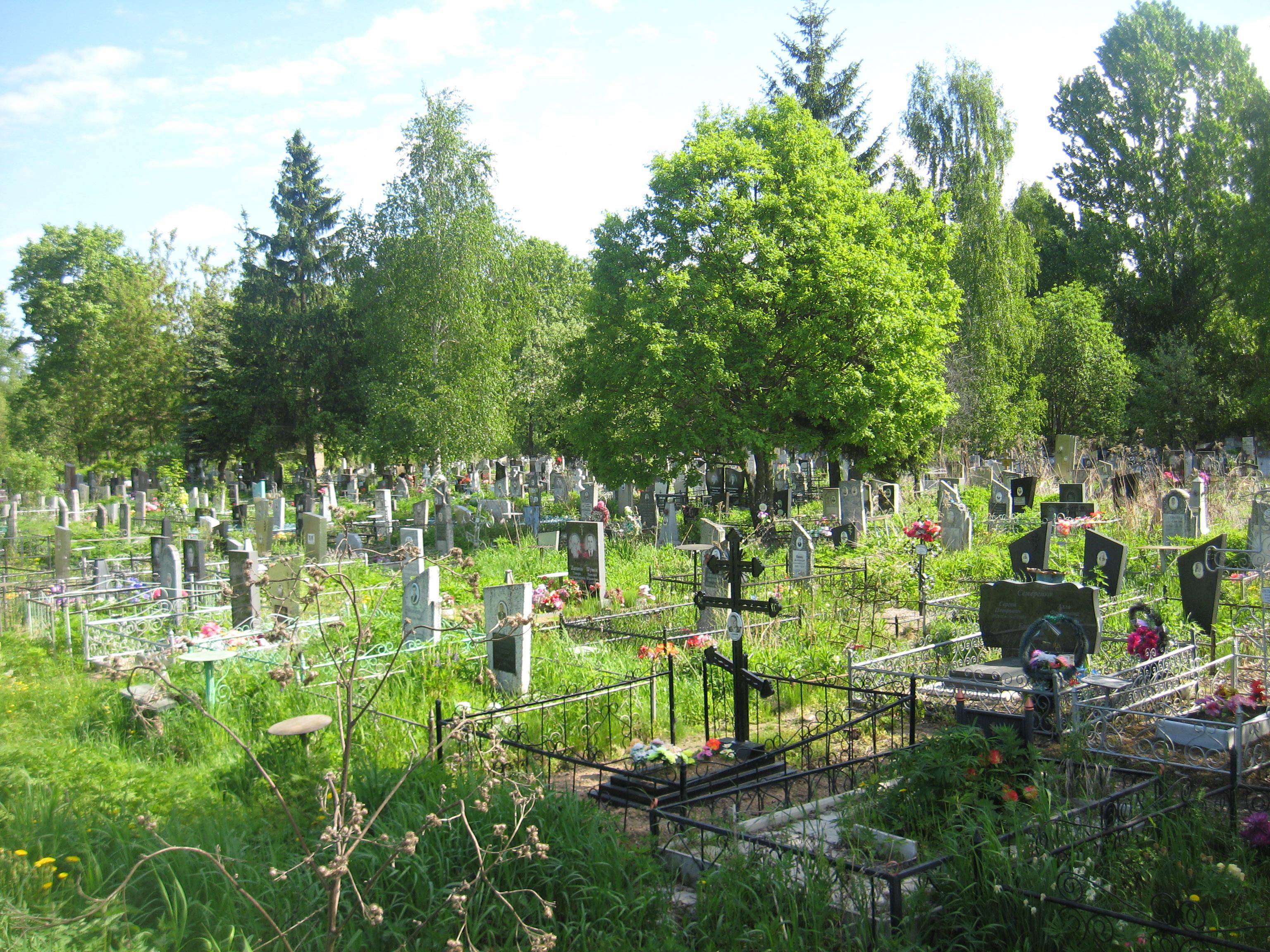 Прокуратура проверяет кладбища