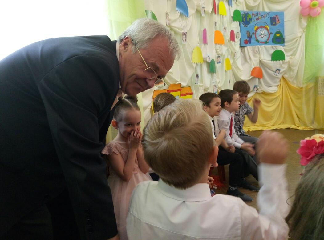 Депутаты-коммунисты в гостях у воспитанников детского сада