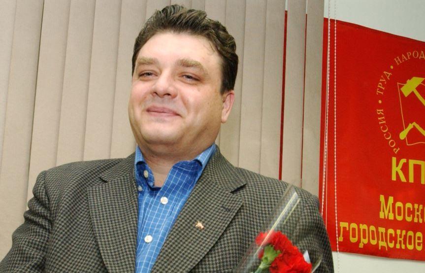 Умер Андрей Брежнев — внук Л. И. Брежнева