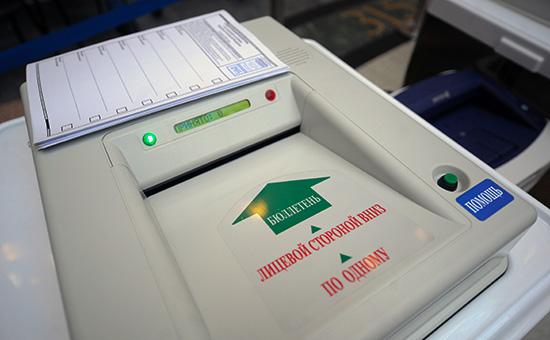 Электронные машины против кандидатов КПРФ?