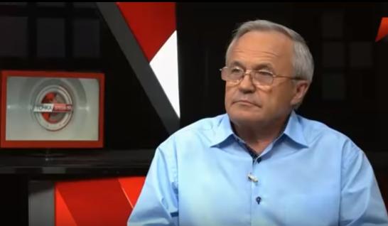 Александр Воробьев в программе «Точка зрения» на телеканале «Красная Линия»