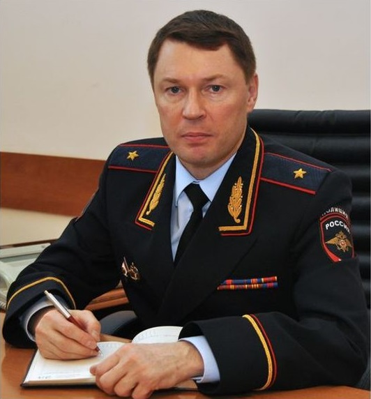 В область назначен еще один московский генерал