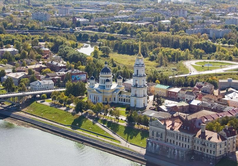 Бурлаки на Волге, или как Рыбинск отметит День города