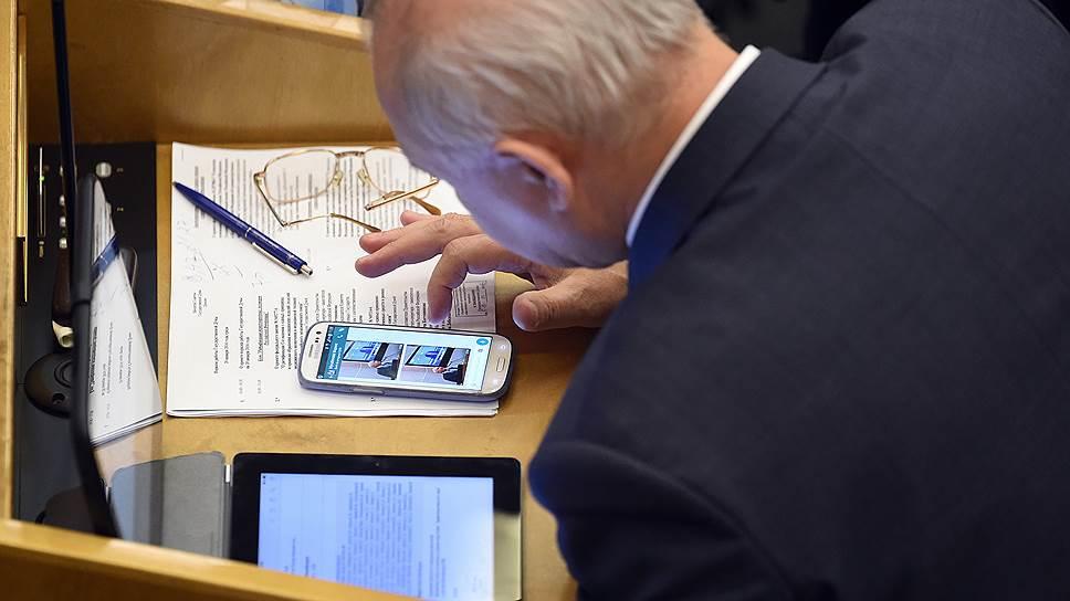 Госслужащих в России ожидает пенсия в 150 тысяч рублей