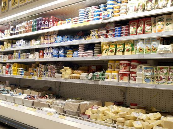 Россиян могут лишить дешевых молочных продуктов