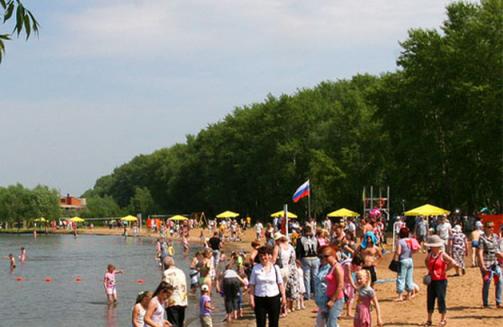 В Плещеевом озере невозможно купаться