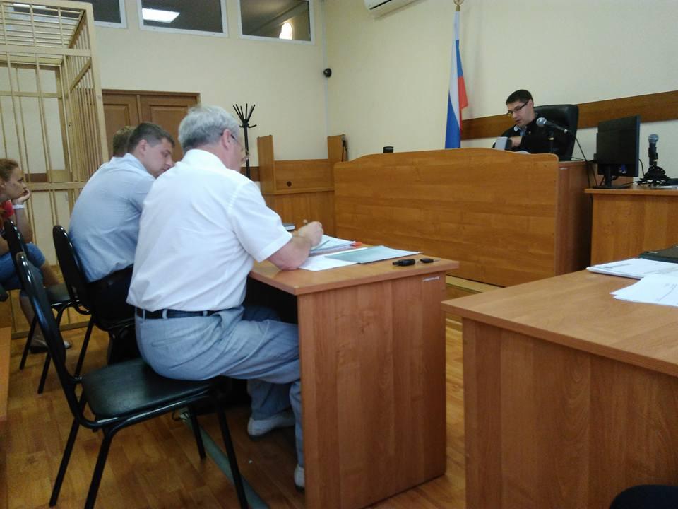Подробности третьего суда над депутатом-коммунистом