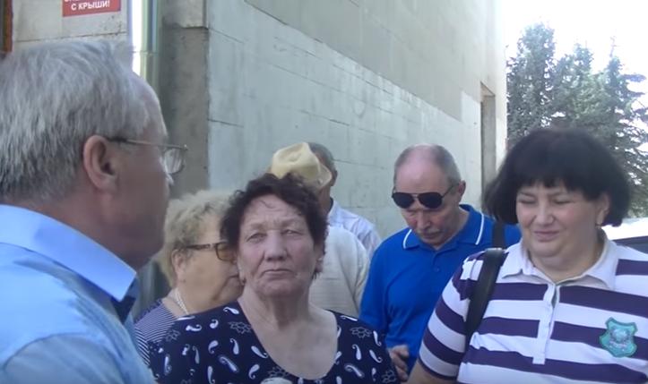Резолюция митинга жителей города Углича «НЕТ антинародной пенсионной реформе!»