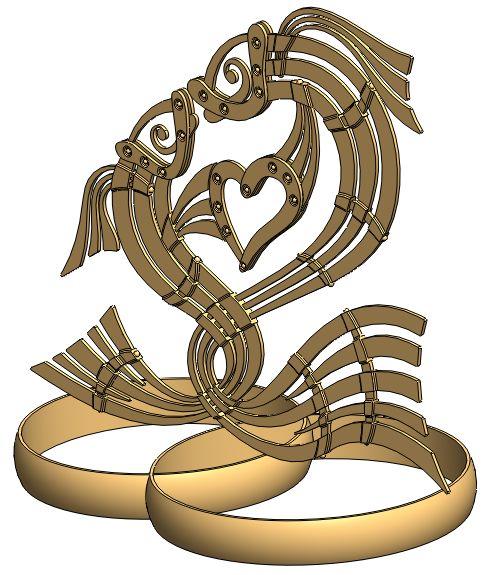 Мещанскую скульптуру «влюбленных рыбок» называют «сердцем Рыбинска»