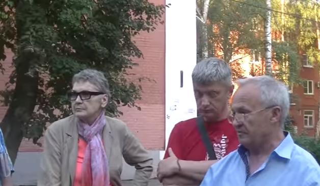 Встреча Александра Воробьева с избирателями в Ярославле (видео)