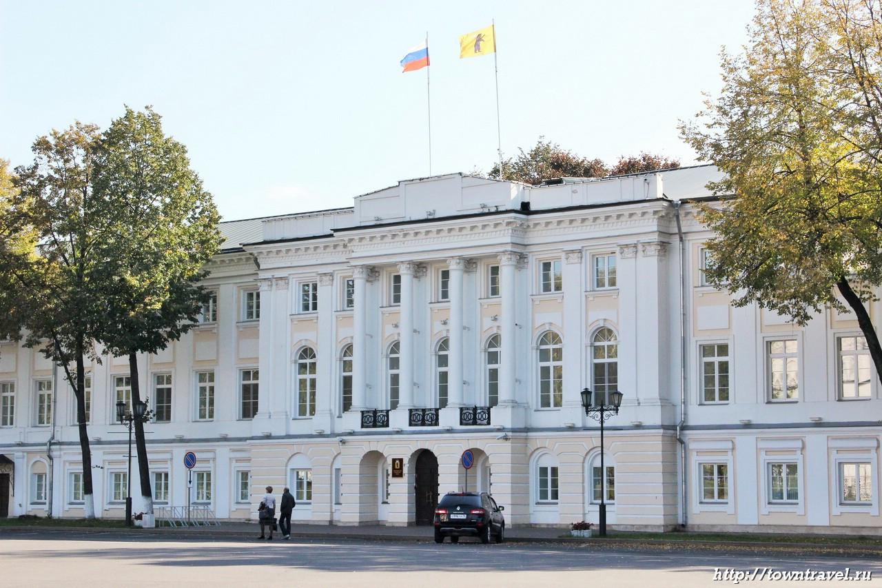 25 сентября — первое заседание областной думы седьмого созыва