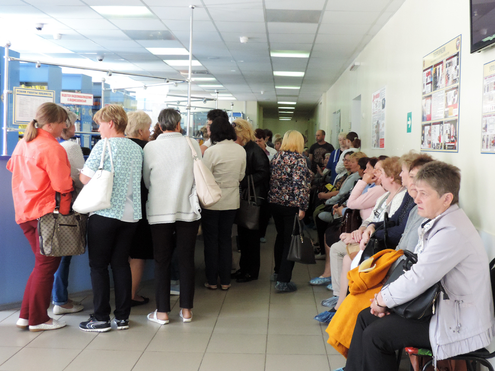 В 30 из 85 регионов России за год выросла смертность от рака