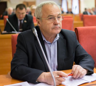 Александра Воробьева наградят Почетным знаком Ярославской областной Думы