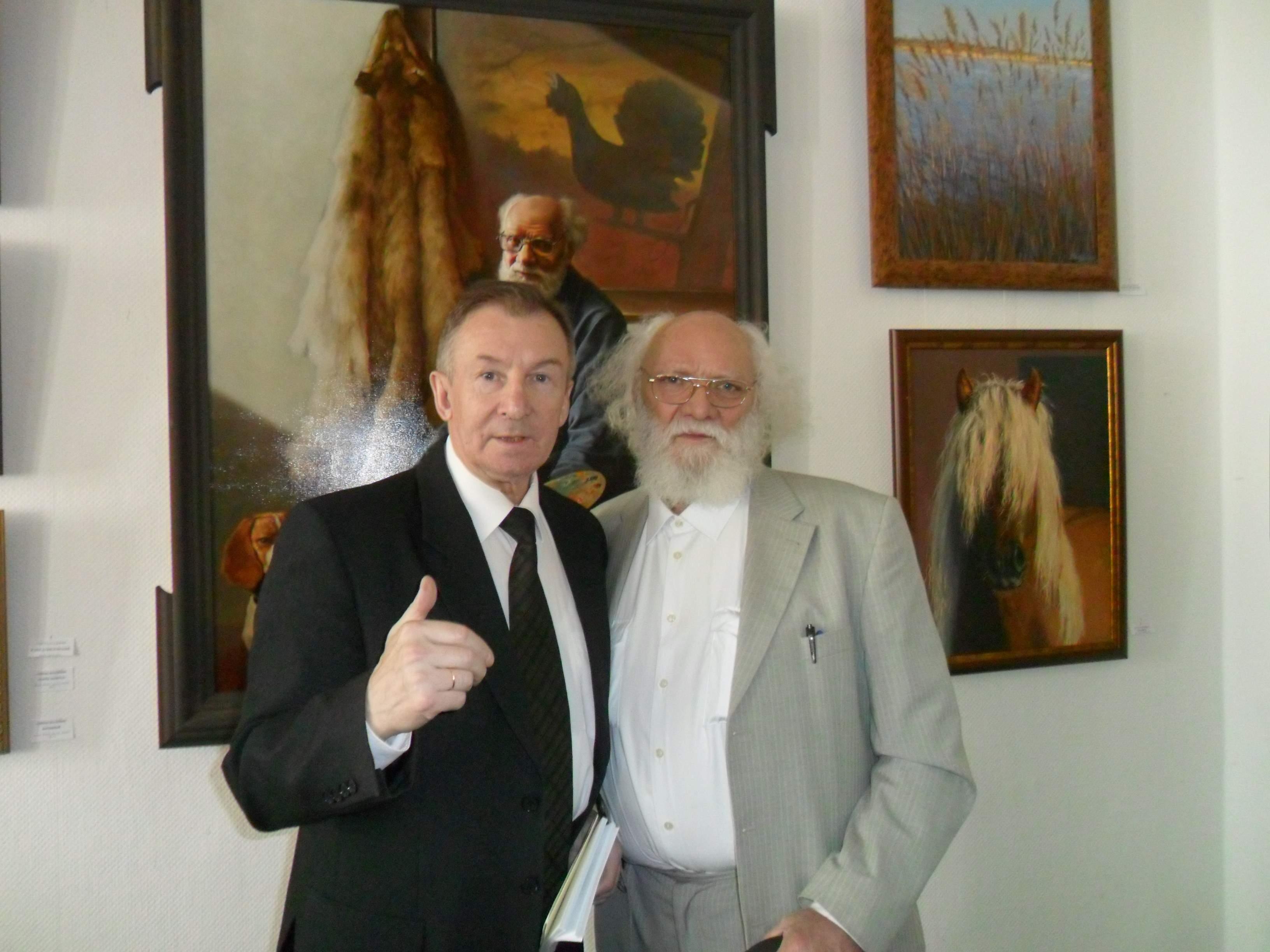 Е.Гусев и О.Отрошко