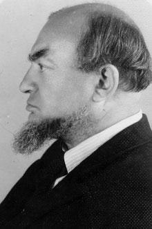 За что сидел в Волголаге архитектор Генрих Людвиг