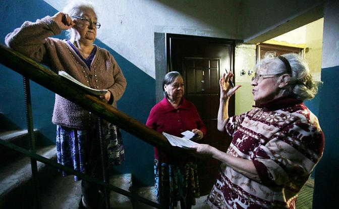 За должников по квартплате хотят обязать платить соседей