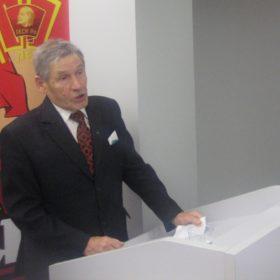 Выступает Геннадий Хохлов