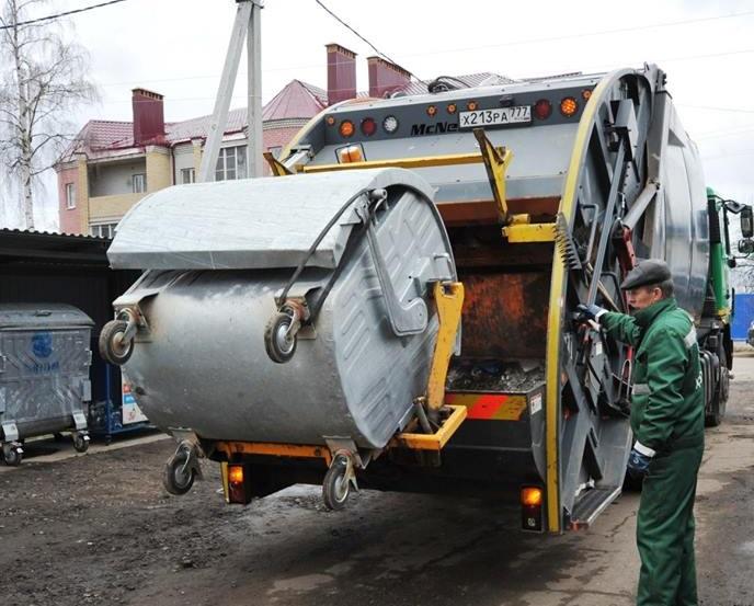 В 2019 году вырастут тарифы на вывоз мусора