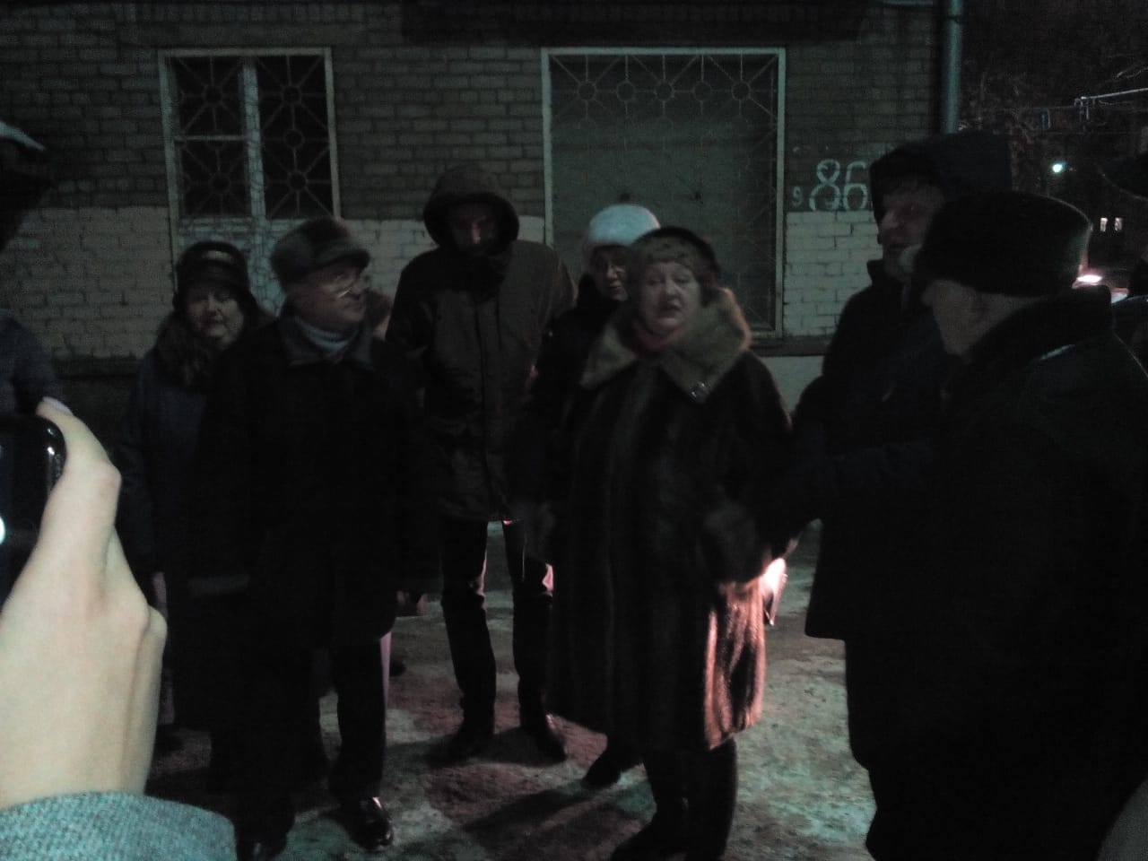 Депутаты-коммунисты встречаются с ярославцами