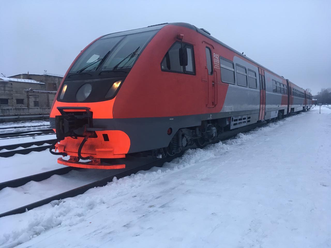 «Рельсовый автобус» в Рыбинске. Повторили то, что было в СССР, только назвали по-новому