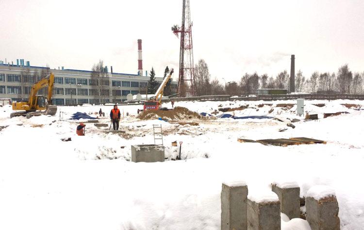 В Рыбинске очередной гипермаркет сожрет еще одну зеленую зону?