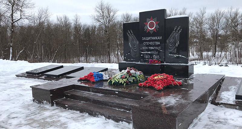 Обновление воинского мемориала на Всесвятском кладбище к 75-летию Победы — очередная лживая игра в «патриотизм»