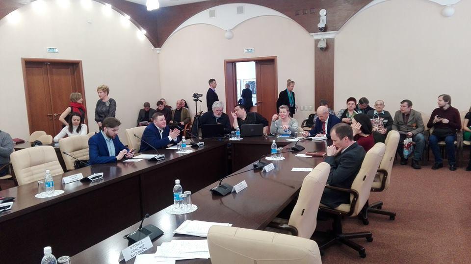 Ярославские депутаты-коммунисты обсуждают мусорную проблему во Владимире