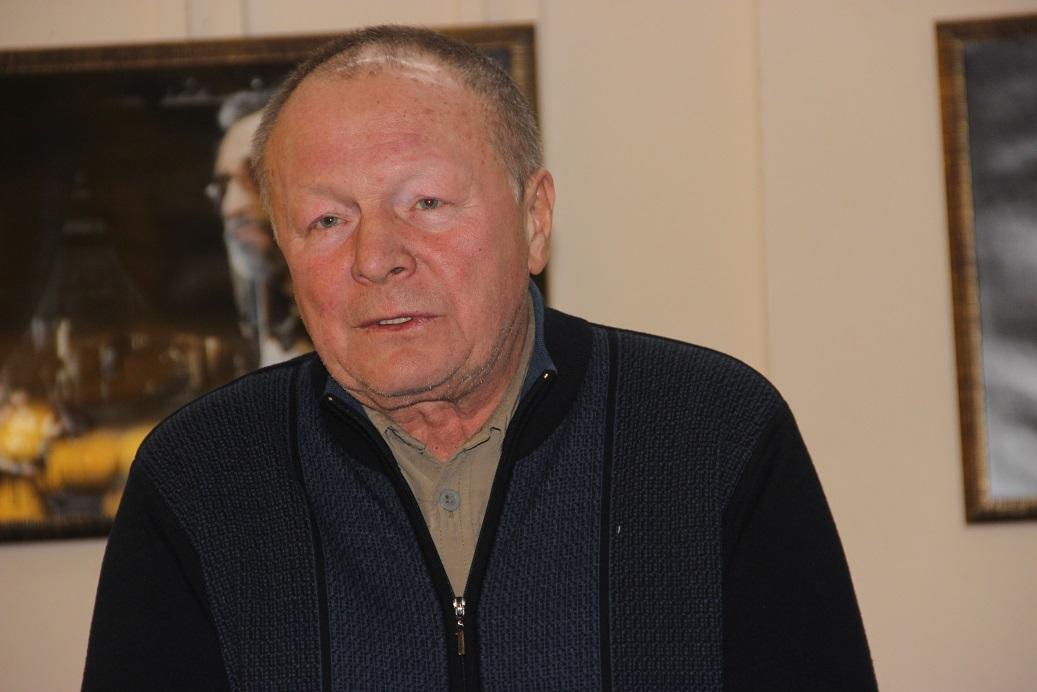 Актер театра и кино Борис Галкин встретился с ярославцами