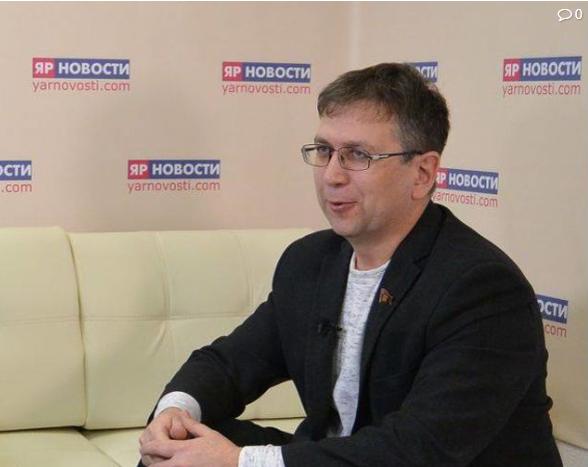 Эльхан Мардалиев о своей должности в Ярославской областной Думе (видео)