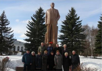 Жить по Ленину!