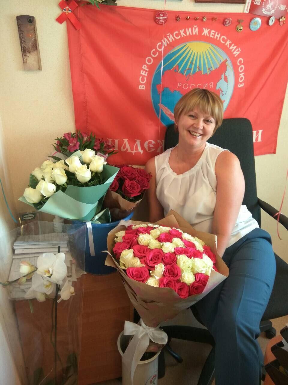 Друзья и товарищи поздравляют Елену Кузнецову с днем рождения!