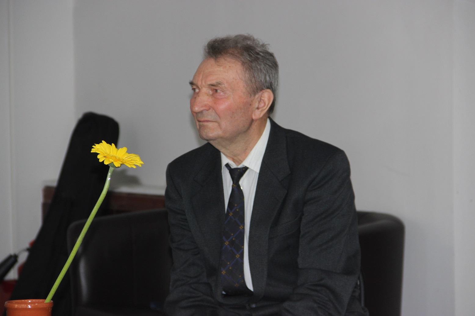 Добрый талант писателя Бориса Фарафонтова (фоторепортаж)