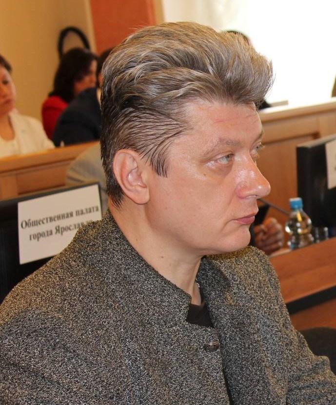 Алексей Филиппов на радио «Эхо Москвы — Ярославль»