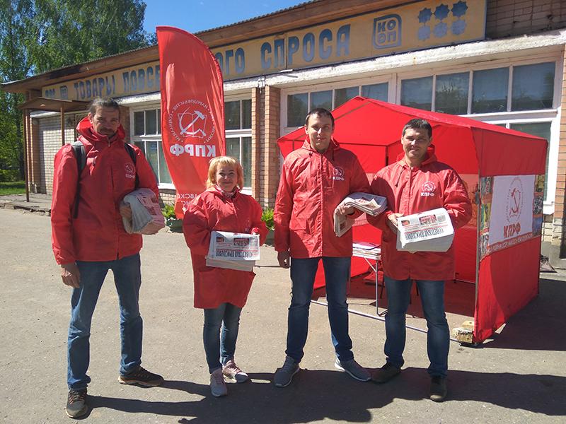 Проблемы ярославского заволжья – на депутатском контроле