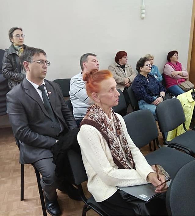 Эльхан Мардалиев встретился с жителями Заволжья