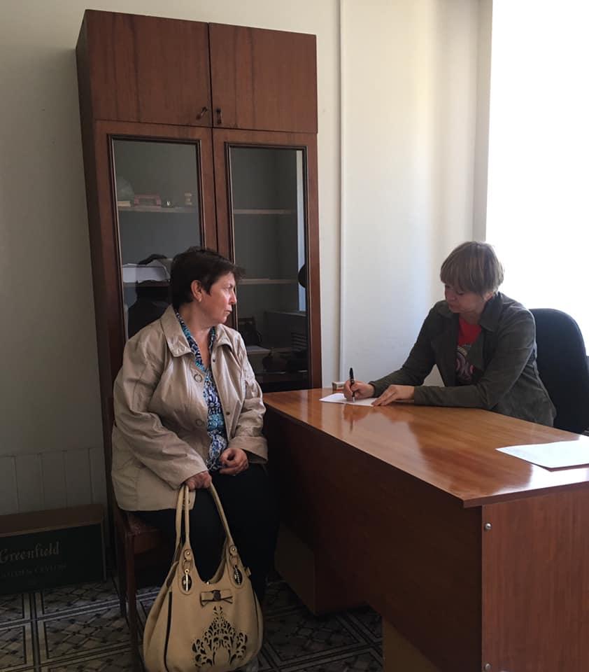 Депутат КПРФ ведет прием в Гаврилов-Яме